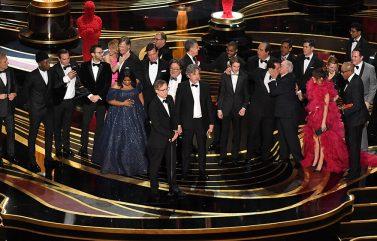 Ganadoras y ganadores Oscars 2019