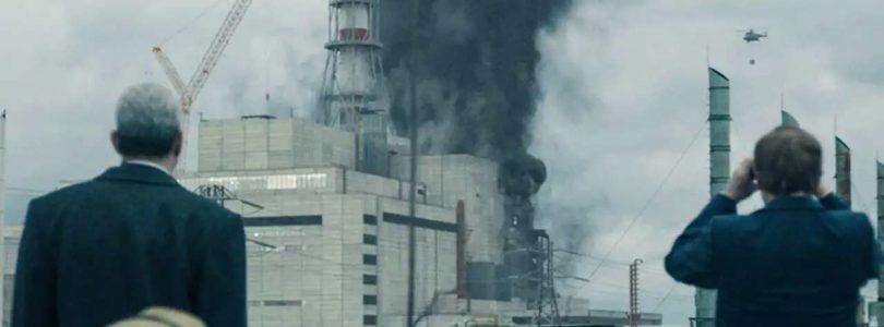 Claustrofobia, asfixia y horror en 'Chernobyl'