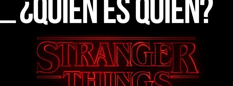 ¿Quién es quién en 'Stranger Things'?