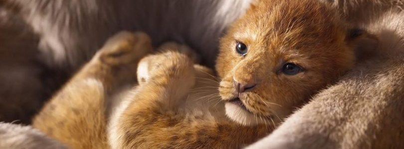 'El rey león' (Jon Favreau, 2019)