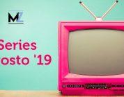 Estrenos de Series: Agosto'19