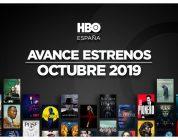 Octubre '19 en HBO