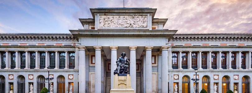 Museo del Prado, escenario de cine