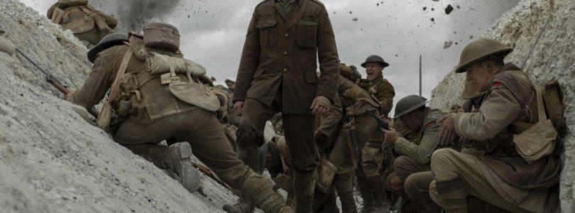 '1917', ¿Uno de los estrenos del año, nada más empezarlo?