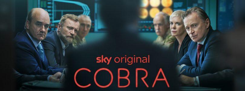 SKY estrena 'Cobra', su nueva producción original, el 12 de febrero