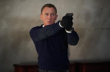 'Sin Tiempo para Morir', echa un primer vistazo a la próxima película de James Bond