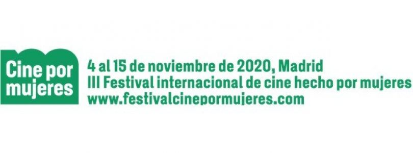 Festival de cine por mujeres, pasa al otoño su tercera edición