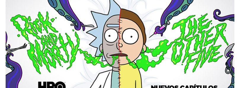 'Rick y Morty' vuelven en mayo a HBO y TNT