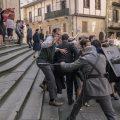 'La línea invisible'. Estudiantes con flequillo   Movistar+