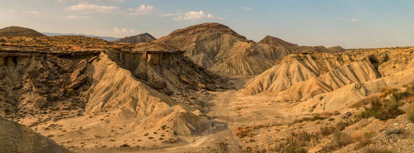 """El Desierto de Tabernas, """"Tesoro de la Cultura Cinematográfica Europea"""""""