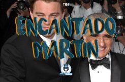 Podcast. Episodio 6. 'Encantado, Martin'. Dicaprio Parte II