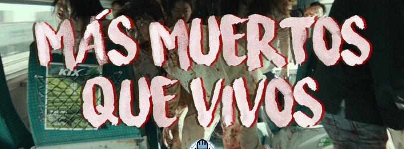 Podcast. Episodio 7. 'Más muertos que vivos'. Toca hablar de zombies