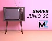 Estrenos de series: junio '20
