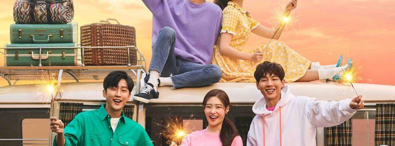 'My First First Love', la familia que se escoge (2019) | Netflix