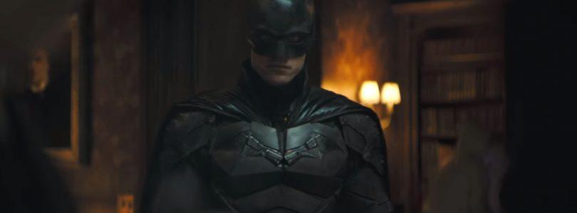 'The Batman'   Nuevo tráiler del Batman de Robert Pattinson