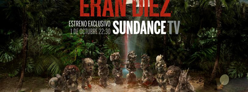 SundanceTV estrena en exclusiva 'Eran diez', adaptación contemporánea de la obra maestra de Agatha Christie