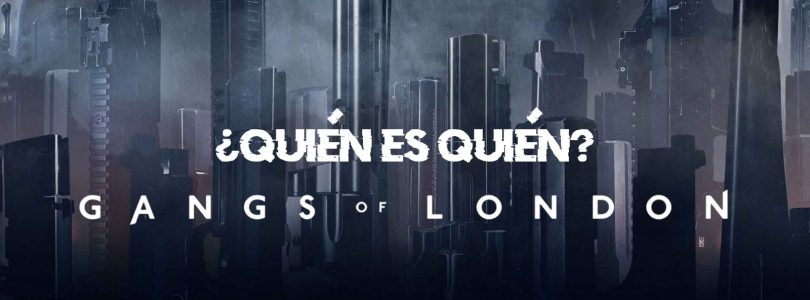 'Gangs of London', conoce a las familias