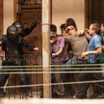 'Antidisturbios', la espléndida y asfixiante serie de Movistar+ bajo el cuño de Sorogoyen.