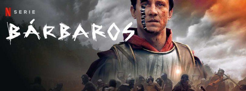 'Bárbaros' (2020). El peplum según Netflix