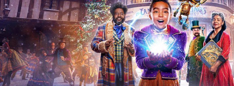 'La Navidad mágica de los Jangle' (David E. Talbert, 2020) | Navidad en MagaZinema