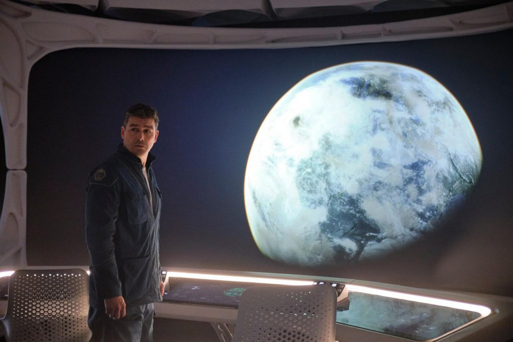 Fotograma de 'Cielo de medianoche' | Netflix