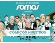 El canal Somos estrena 'Cómicos nuestros', con José Corbacho.