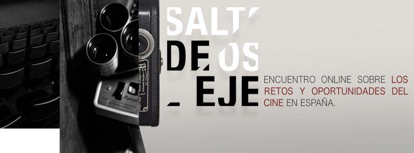 ¿Cuál es el presente y futuro del cine? Descúbrelo en 'Saltos de eje' del 1 al 5 de febrero