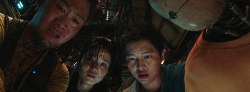 'Barrenderos espaciales' (Sung-Hee Jo), lo más internacional que verás en 2021