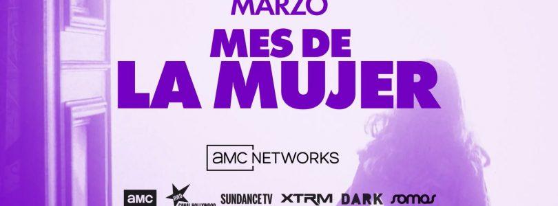 Mujeres inspiradoras en las cadenas de AMC este marzo