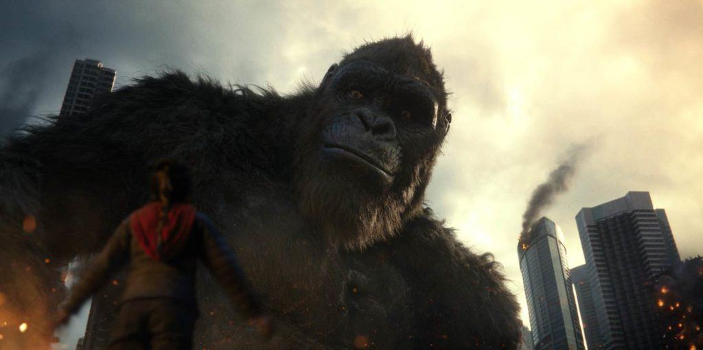 Kong en un fotograma de 'Godzilla vs. Kong' | ©Warner Bros Pictures