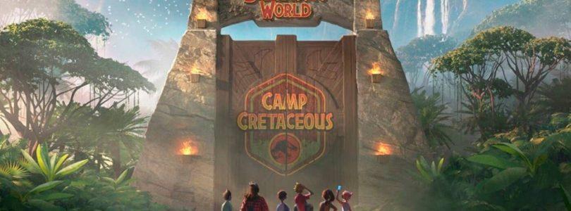 La saga jurásica crece con la serie 'Campamento Cretácico' de Netflix