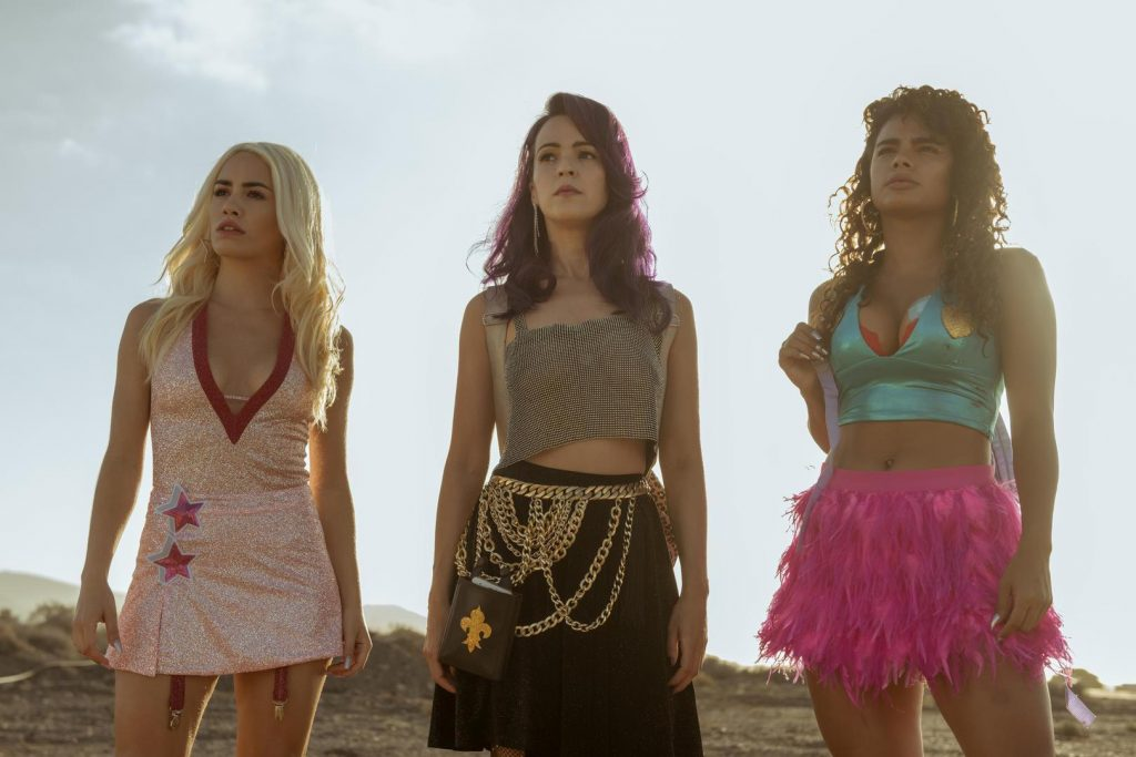 'Sky Rojo' | Netflix