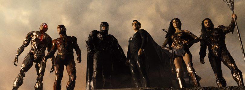 'Snyder's Cut'. La Liga de la Justicia de Zack Snyder (2021)