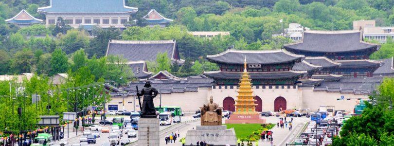 La plaza Gwanghwamun, Seúl para dramalovers