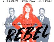 'Rebel' llegará a Disney+ el 28 de mayo, encuentra al héroe que hay en ti.