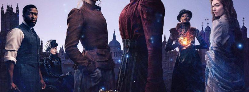 Todo lo que sabemos de 'The Nevers' (J. Whedon y P. Goslett, 2021) | HBO