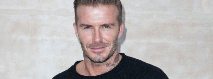 David Beckham a pantalla con Disney+
