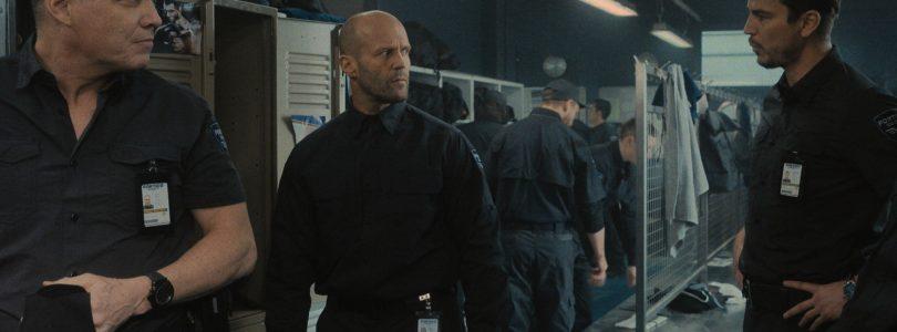 'Despierta la furia' (Guy Ritchie, 2021), Ritchie y Statham son un buen equipo.