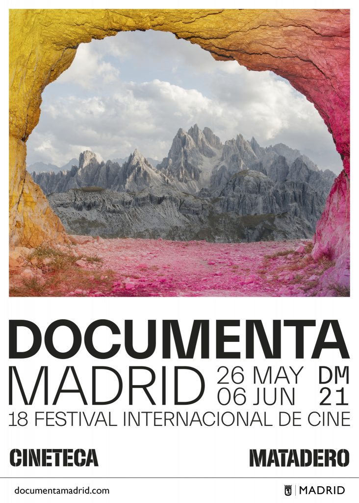Cartel Documenta Madrid