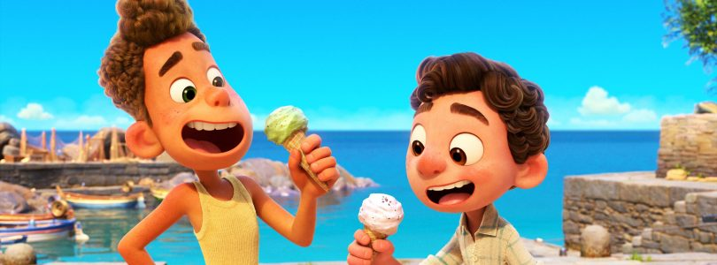 'Luca' de Disney Pixar tiene nuevas imágenes disponibles