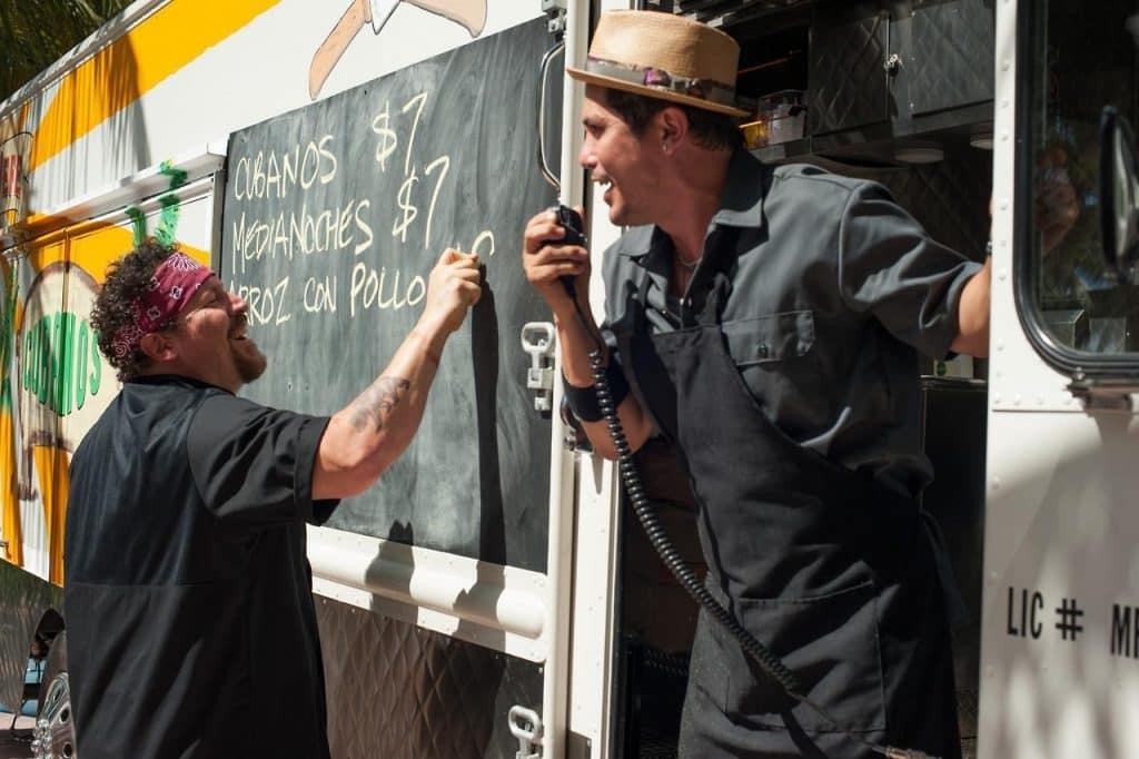 Fotograma de 'Chef', de Jon Favreau.
