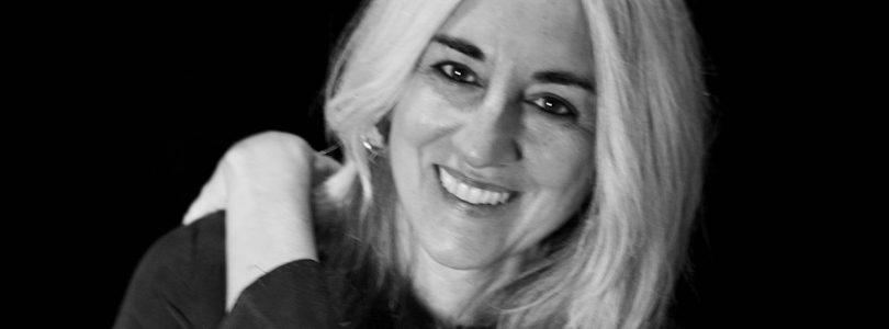 La escritora y guionista Coloma Fernández publica su cuarta novela, 'En Blanco'.