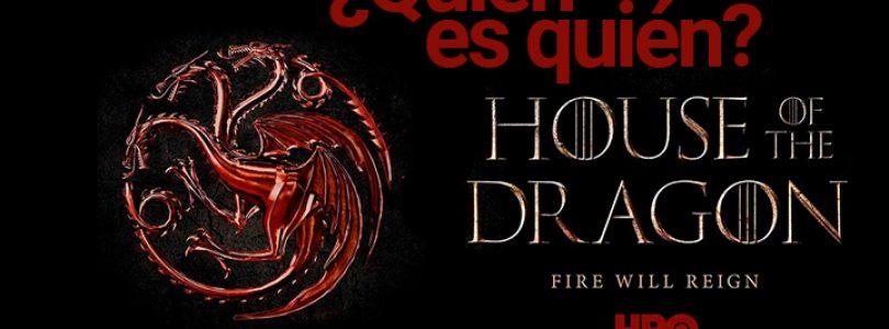 ¿Quién es quien en 'La casa del dragón'?   HBO
