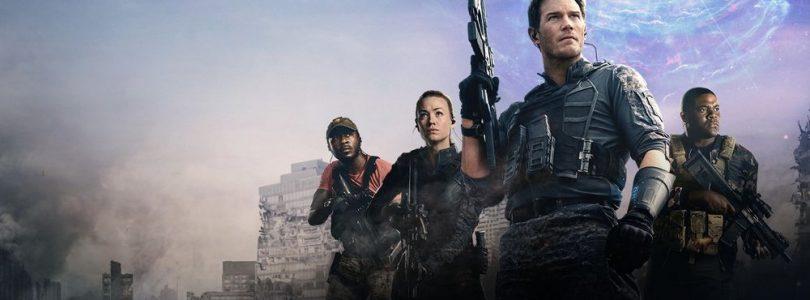 'La guerra del mañana' (Chris McKay, 2021). Divertida montonera