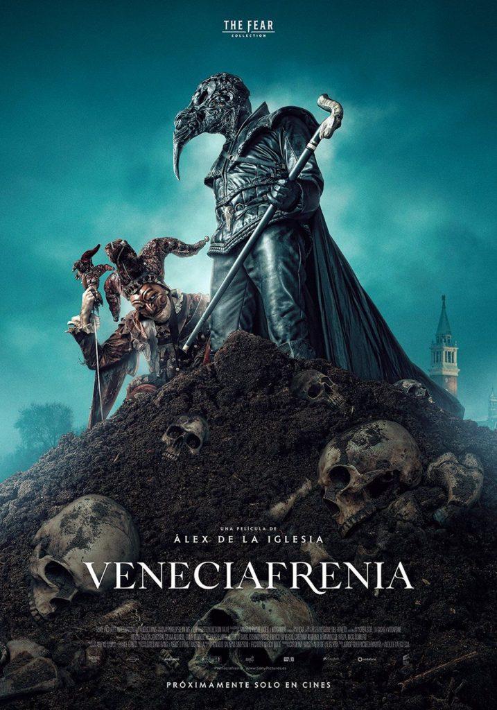 Cartel de 'Veneciafrenia'